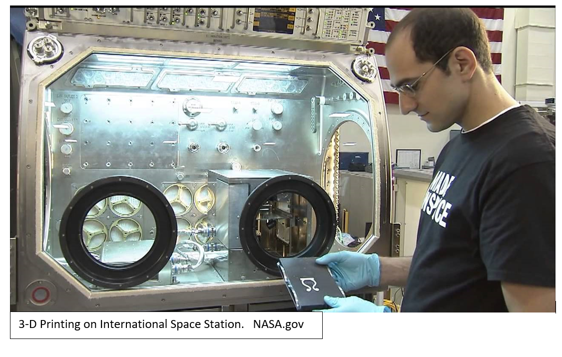 3-D Printing on ISS