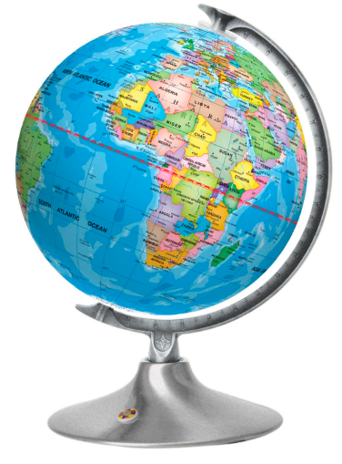 This is image of an Earth globe.