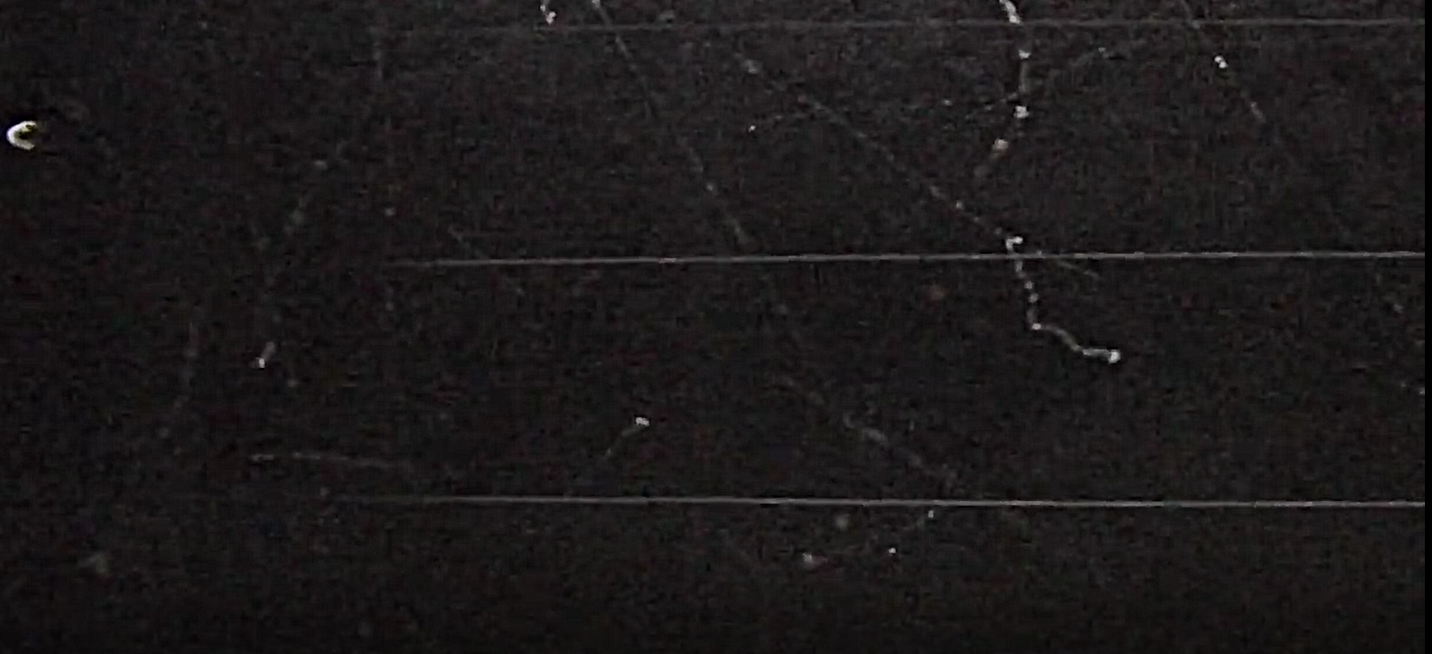 Particles seen in Cloud Chamber